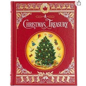 Christmas Coffee Table Book. A Christmas Treasury.